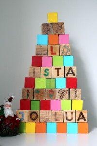 Joulua lastenhuoneeseen