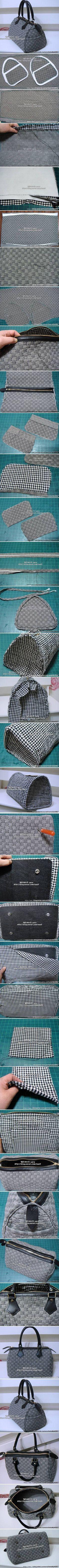 DIY bonito bolso de moda DIY bonito bolso de moda