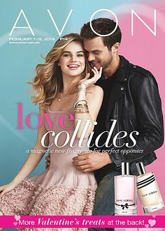 As the Valentine's season ushers in, Avon brings you romantic treats and more for you and your man to let you celebrate the festival that cherishes love and romance!  Check out our latest brochure at http://www.avon.com.ph/PRSuite/pr_ebrochure.page for these and other great products!