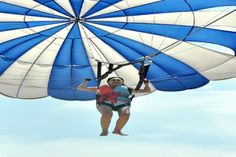 Bali Parasailing Get fun activity in Bali with affordable price  Only www.tripsbali.com