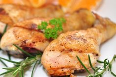 Approved Comfort Foods - Healthy Fried Chicken | The Dr. Oz Show | Follow this board for all the latest Dr. Oz Healthy Recipes