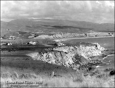 Dana Point Cliffs - 1928