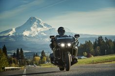 Venture further this fall. Take in the scenery and enjoy the countryside.  Where will your next adventure take you? Yamaha Motorcycles, Offroad, Countryside, Scenery, Motorcycle Touring, To Go, Adventure, Mountains, Stars