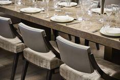 One Palm Jumeirah Apartment Classic Interior, Luxury Interior Design, Best Interior, Luxury Dining Room, Luxury Living, Dining Rooms, Duplex Apartment, Apartment Design, Dining Area