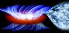 Black Hole produces Wind