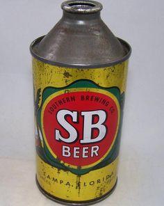 SB Beer, USBC 183-06, Grade 1- – Beer Cans Plus