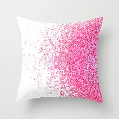 sweet delight Throw Pillow by Marianna Tankelevich - $20.00.www.society6.com