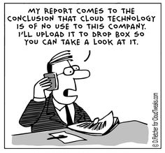 The Lighter Side Of The Cloud – The Cloud Conclusion