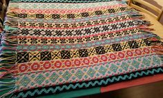 Done with a CAL (crochet along) group sponsored by Happily Hooked Magazine. Tapestry Crochet, Magazine, Group, Blanket, Pattern, Crafts, Color, Design, Manualidades
