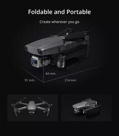 Mavic 2 - the flagship consumer drone from DJI - DJI Store Cmos Sensor, Drone Quadcopter, Mavic, In This Moment, Hobbies, Gadgets, Retail, Pdf, Future