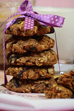 Crinkles, Biscuits, Almond, Cereal, Low Carb, Favorite Recipes, Sweets, Diet, Snacks