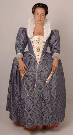 Pattern for Women's Late Elizabethan Gowns  von TheTudorTailor, £26,00