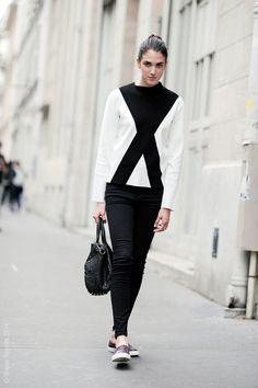 Street Style Aesthetic – Wayne Tippetts » Blog Archive » Paris – Ana Buljevic