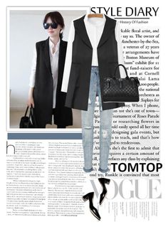 """TOMTOP+ 11"" by lana-97 ❤ liked on Polyvore featuring tomtop and tomtopstyle"