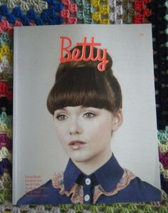 {Betty magazine} how have I not known about Betty before now?!