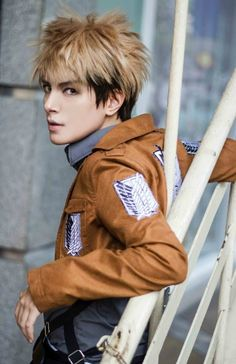 AMAZING cosplay ll Attack on Titan ll 104th Training Corps: Jean Kirstein