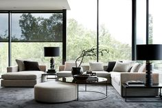 Slettvoll Gullatoppen 3 Contemporary Furniture, Cool Furniture, Outdoor Furniture Sets, Furniture Design, Chic Living Room, Small Living Rooms, Interior Design Living Room, Living Room Designs, Modul Sofa