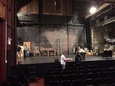 Helen Hayes Theatre (photo credit: Harvey Fierstein)