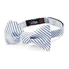 wedloop-weddings-striped-blue-bow-tie