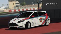 Forza Motorsport 5 Wrapping Folie, Mount Panorama, New Ford Focus, Europe Car, Forza Motorsport, Ford News, Old Fords, New Hobbies, Cool Cars