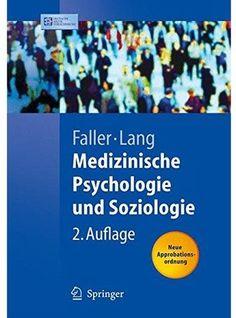 Medizinische Psychologie und Soziologie (Auflage: 2)