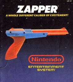 Zapper - A Whole Different Caliber of Excitement!