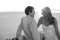 Engagement photos on Wrightsville Beach in North Carolina | Engaged | Atlanta Wedding and Family Photography | ABJ Photography Blog