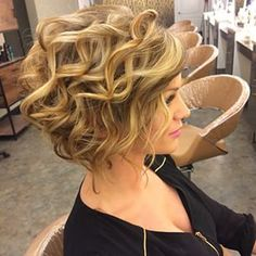 I don't think these are natural curls. But I like the shape.