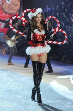 Barbara Palvin Victoria's Secret Fashion Show 2012