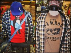 Need to update your wardrobe? OBSurfandSkate is your one stop shop for for all your surf and skate apparel. Right now we have a BOGO sale on all flannels. We also have a large selection of your favorite brands like Bamboo, Gooch, Habitat, EverydayCalifornia, and BlackPool to name a few.