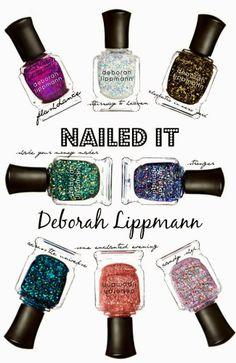 Heart Of Chic: perfectly polished | deborah lippmann