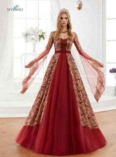 A-Line Wedding Dresses Collections Overview 36 Gorgeou… Evening Dresses, Prom Dresses, Formal Dresses, Wedding Dresses, Dresses Dresses, Dance Dresses, Designer Wear, Designer Dresses, Pretty Dresses