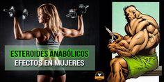 Esteroides Anabólicos Efectos en Mujeres