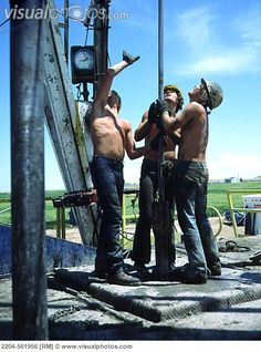 Oil Drilling Rig Floor