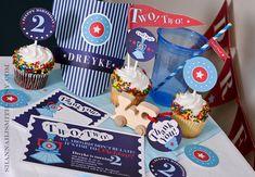 Choo Choo Train Themed Birthday Party Pack