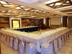 Best Hotels in Pune for Conferences Be it seminars, workshops, conferences or grand celebrations, Orbett Hotel`s banquet is an ideal choice. We have 5 conferences cum banquets halls, accommodating 5 to 200 people as per your convenience. For Online Reservation visit at: http://www.orbetthotels.com/