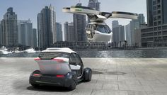 Airbus just announced a new conceptual car-and-drone project called Pop.Up. And I know. I know! This feels like the 100th car-drone concept we've shown you in the last few years. (Hell, it's not...