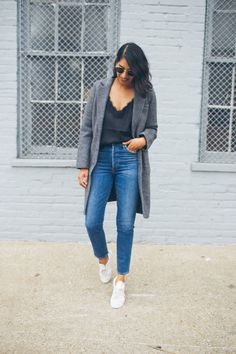 jcrew grey coat