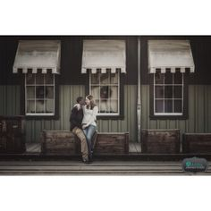 Old Sacramento Engagement Photo #madewithstudio