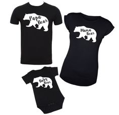 Family Bear Matching Shirts