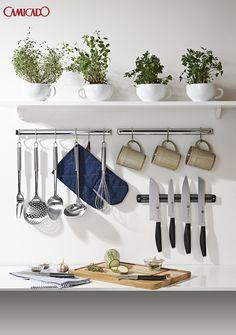 Encontre nas nossas lojas os acessórios perfeitos para manter a rotina sempre organizada.