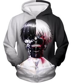Cosplay Outfits, Anime Outfits, Cute Outfits, Cool Hoodies, Anime Hoodies, Kaneki, Best Cosplay, Tokyo Ghoul, Aesthetic Clothes