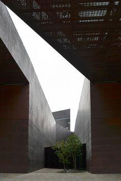 de Young Museum by Herzog & de Meuron