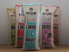 Family Farm Pulses — The Dieline - Branding & Packaging