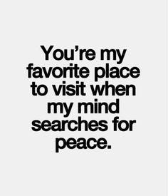 ~My peace~