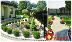 21 top nápadov, ktoré celkom premenia vašu záhradu: Bude vyzerať ako keby vám ju vybudoval profík!