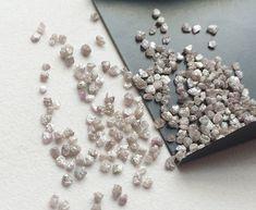 WHOLESALE Pink Rough Diamond Pink Raw Diamond by gemsforjewels