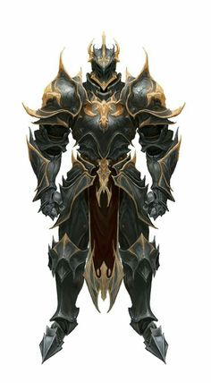 Fighter Knight in Full Plate - Pathfinder PFRPG DND D&D d20 fantasy