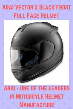 All Arai helmets are made by hand. All the Arai helmets sold in the US are manufactured to meet or exceed the Snell Memorial Foundation safety standards. Arai Helmets, Full Face Helmets, Have Fun, Safety, Exceed, Foundation, Meet, Christmas Shopping, Top