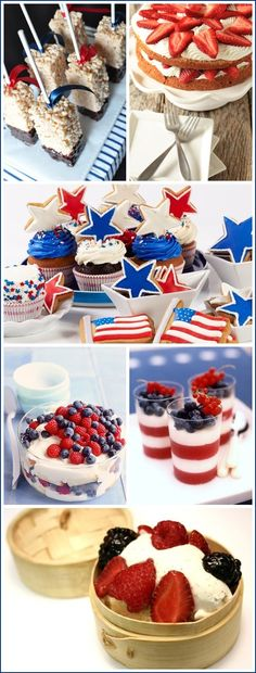 Happy Fourth of July. So many wonderful vendors on the internet (like the Rice Crispies from Twig & Thistle and more). by EVALH